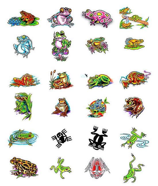 Crazy Moon Drawing Google Search Frog Tattoos Tree