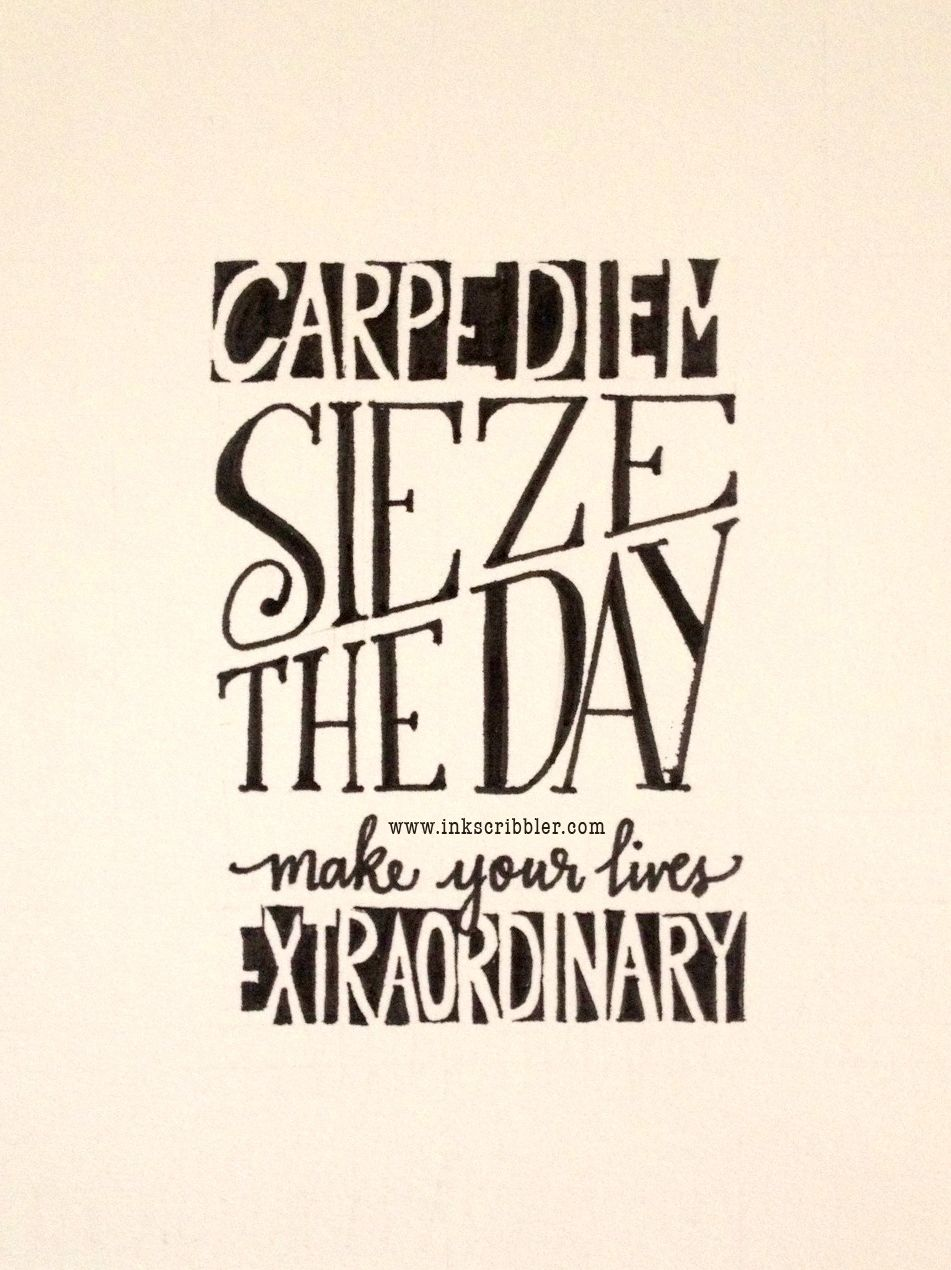Carpe Diem I have a Dead Poets Society 1989 hangover