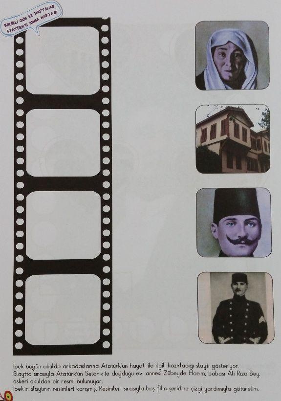 Atatürk Hayatıı Atatürk Pinterest