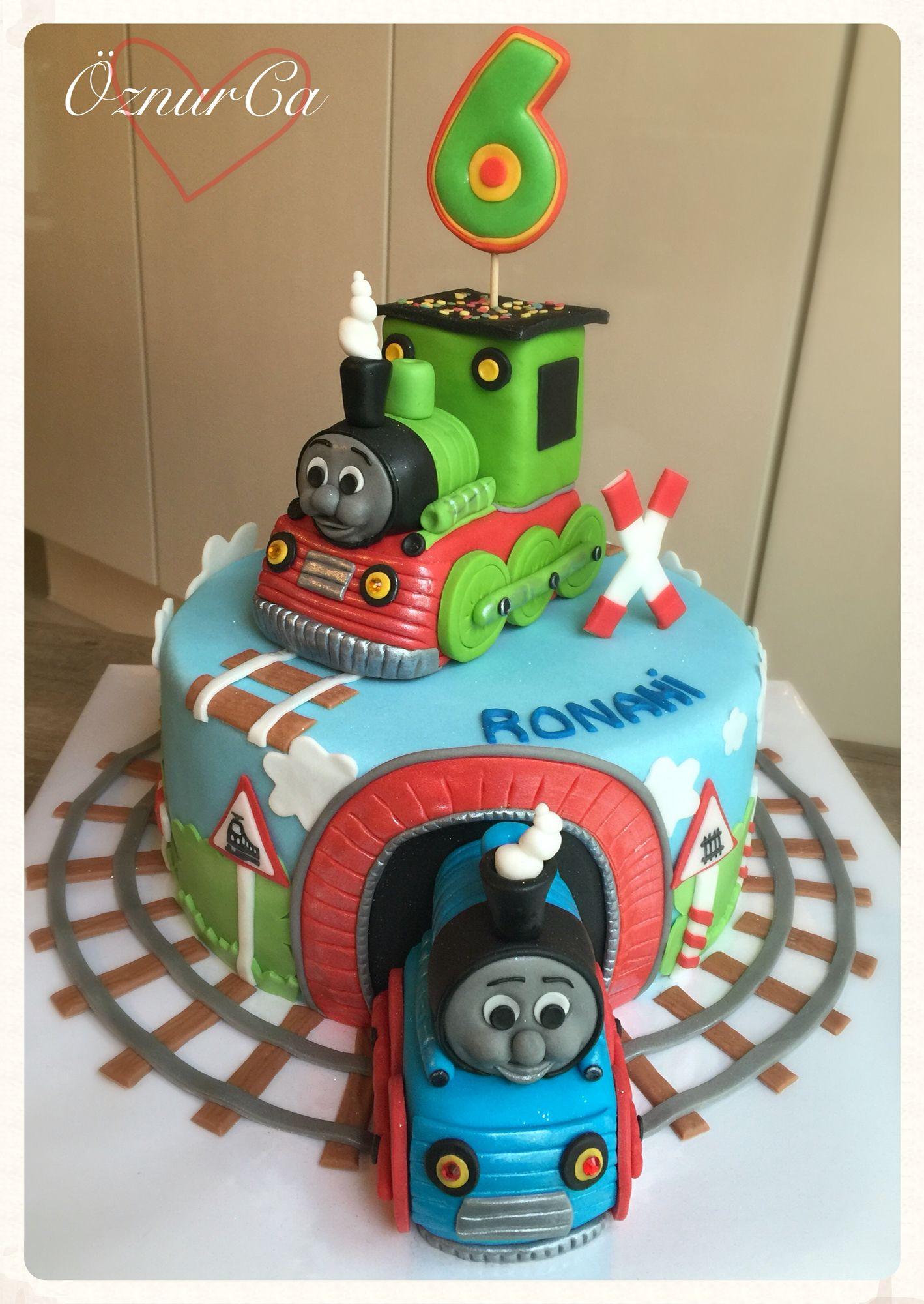 Zug Lokomotive Cake Susse Kuchen