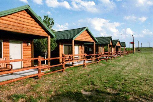 Frontier Cabins Motel - Wall South Dakota Ulimate Lodging Destination