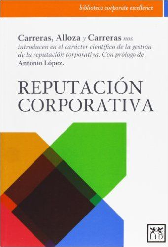 Reputación corporativa / Carreras, Enrique Carreras Romero