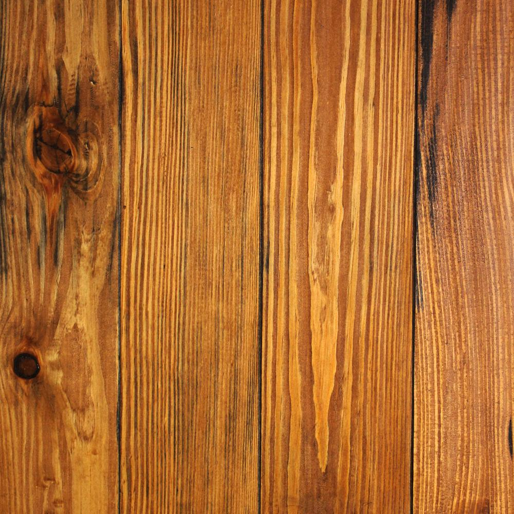 Hand Scraped Honey Dew Pine 3 4 In Thick X 5 1 8 In Wide X Random Length Solid Hardwood Flooring 23 3 Sq Ft Case P34518a The Home Depot Solid Hardwood Floors Pine Wood Flooring Hardwood Floors
