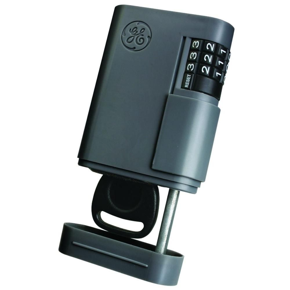 Kidde Stor-A-Key Locking Key Safe, Charcoal | Everything for