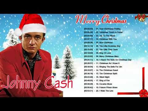 johnny cash christmas songs 2018 best country christmas songs of johnny cash youtube - Best Country Christmas Songs
