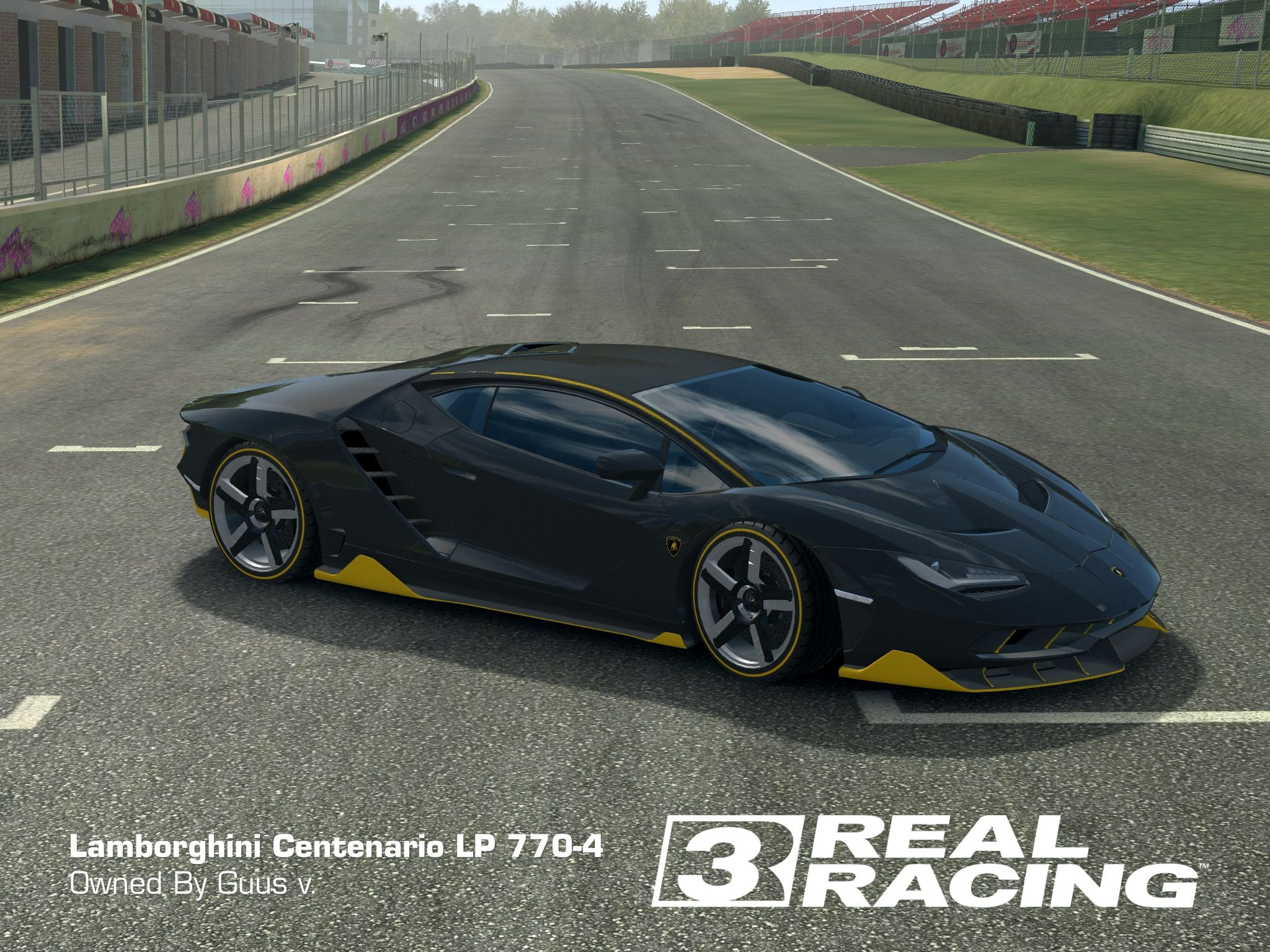 Lanborghini Centenario Lp 770 4 My Real Racing 3 Cars Real