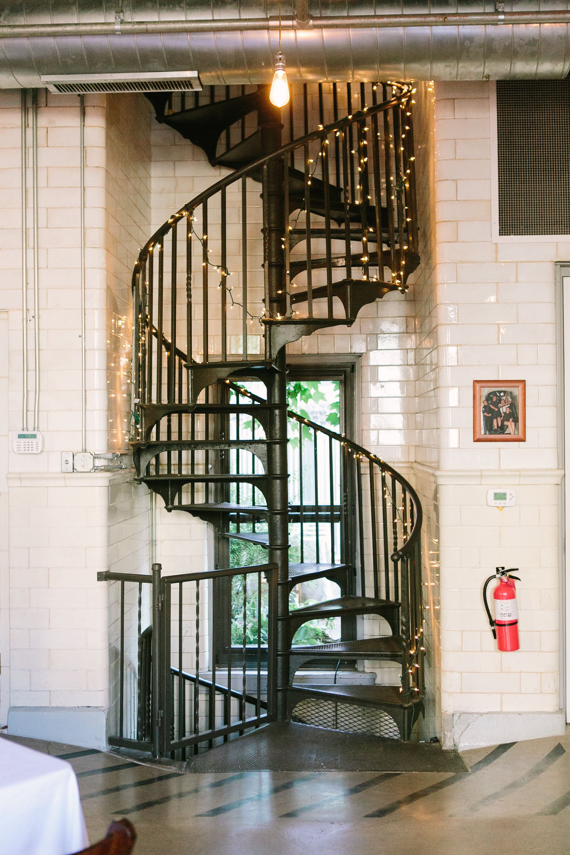 Best Cast Iron Spiral Staircase Adds Vintage Charm And Leads To 640 x 480