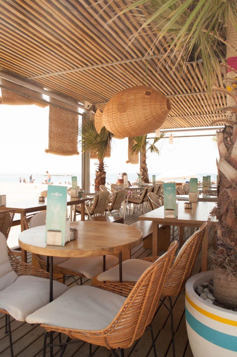 Beach Club Barcelona Diseño De Interiores Del