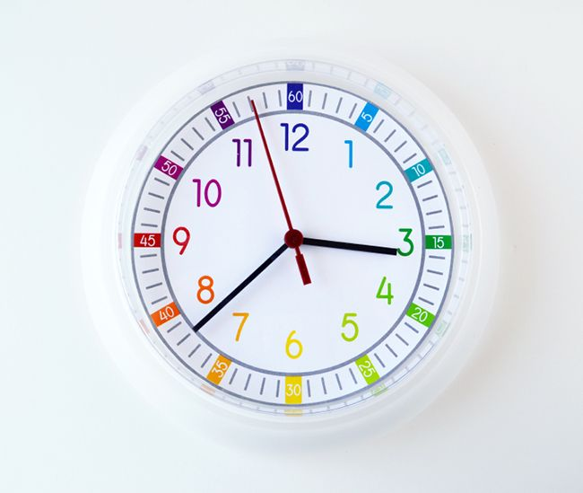 Printable Clock Face For Kids Clock For Kids Learn To Tell Time