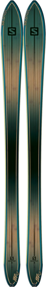 スキー板、サロモンのBBR。