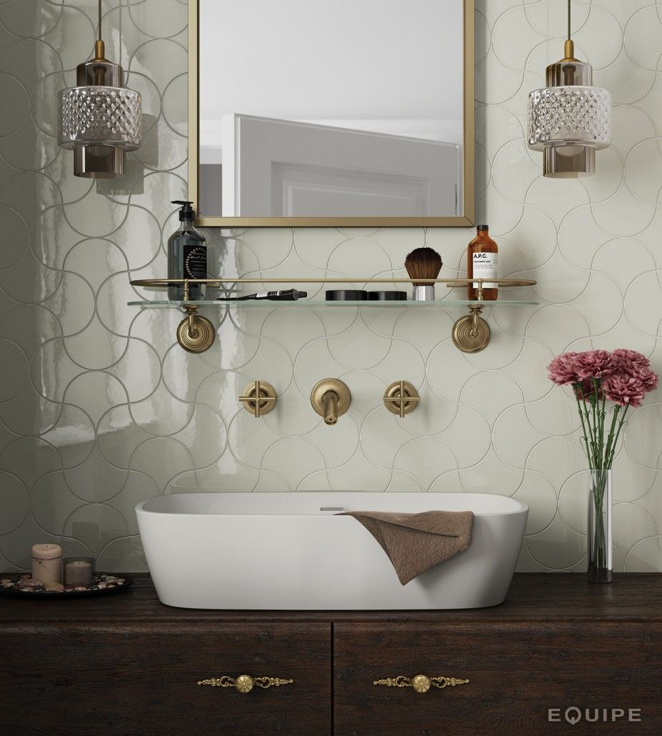 Scale – Equipe Ceramicas | Mold in bathroom, Yellow ...