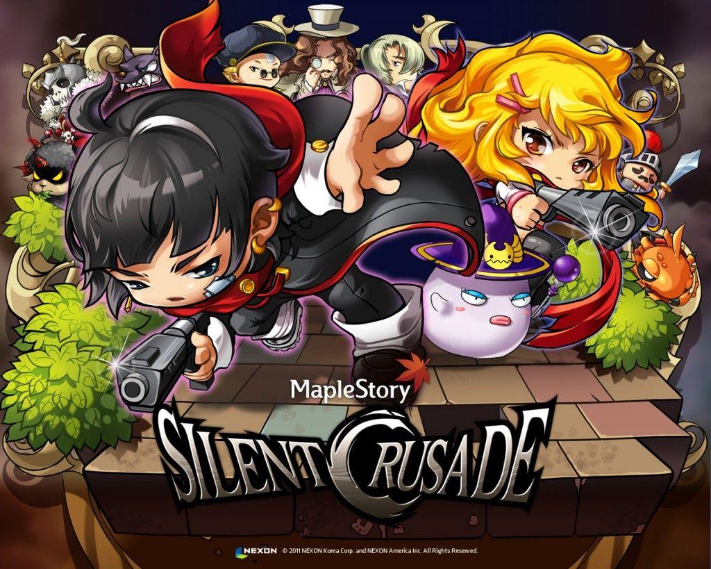 Das spannende 2DSidescroller Anime MMORPG Maple Story