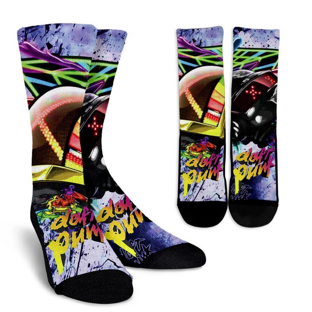 Daft Punk (Socks)