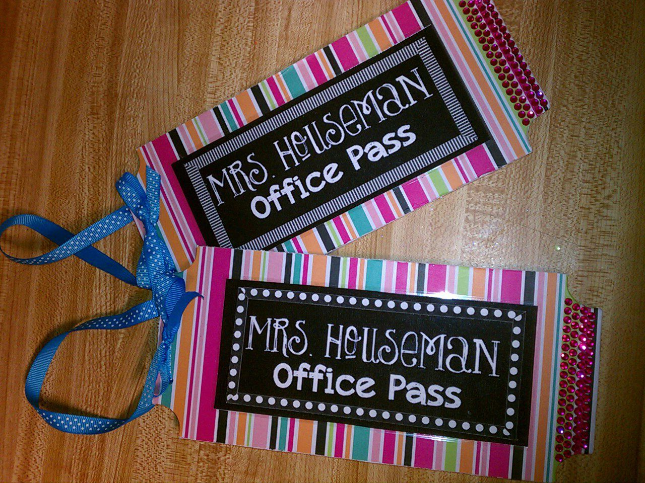 Office Passes!