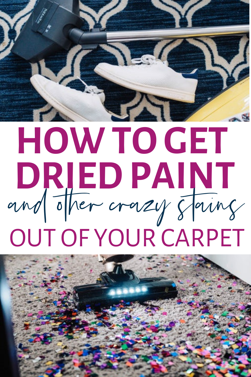 How To Get Dried Dog Vomit Out Of Carpet