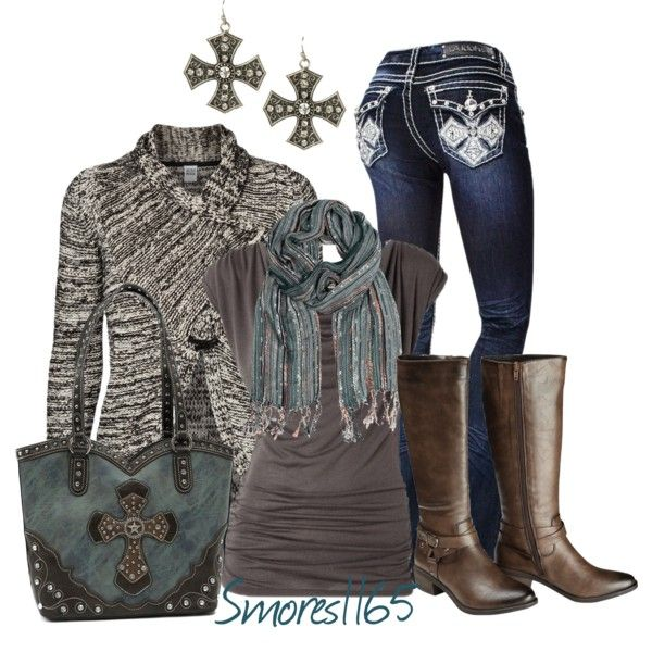 Texas Roots, created by smores1165 on Polyvore