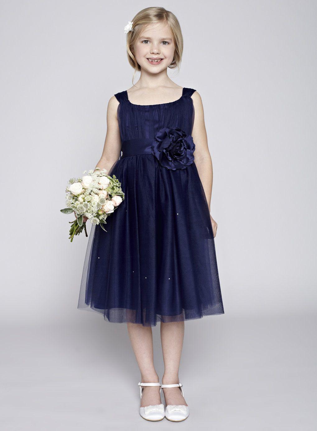 Lola navy flower girl dress bhs wedding ideas pinterest lola navy flower girl dress bhs ombrellifo Gallery