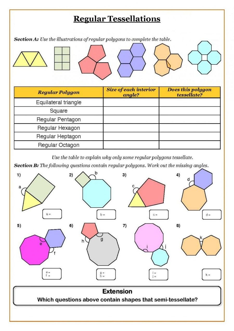 Fun Math Worksheets for Students (With images) | Math ...