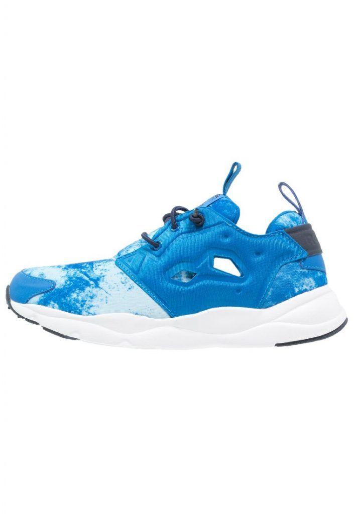 #Reebok #Classic #FURYLITE #Sneaker #low #blue #sport/collegiate #navy/white für #Jungen -