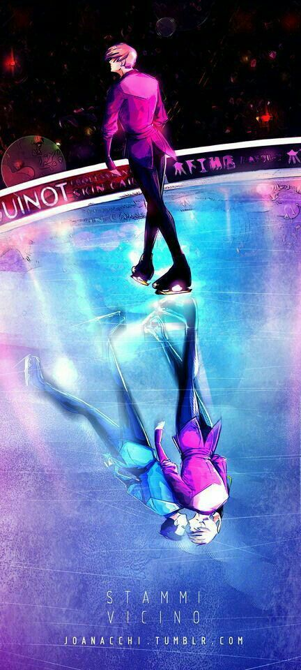 Fondos de Pantalla Anime ヽ(^o^ )^_^ )ノ  - Yuri On Ice 2
