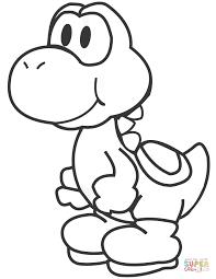 Bildergebnis Für Yoshi Ausmalbilder Kawaii Pop Art Mario