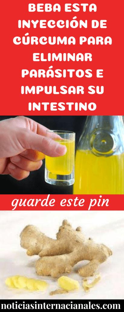 parásitos intestinales de cayena