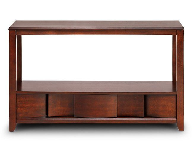 Sofa Tables Console Entry Furniture Row