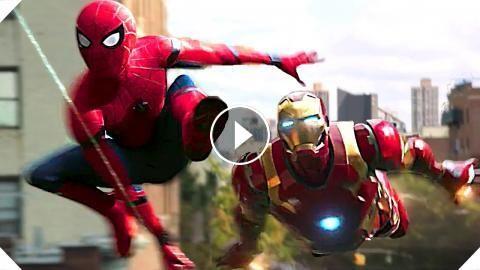 SPIDER-MAN HOMECOMING Trailer (2017) Marvel Superhero Blockbuster: SPIDERMAN HOMECOMING - Official Trailer (Superhero Blockbuster, 2017) ★…