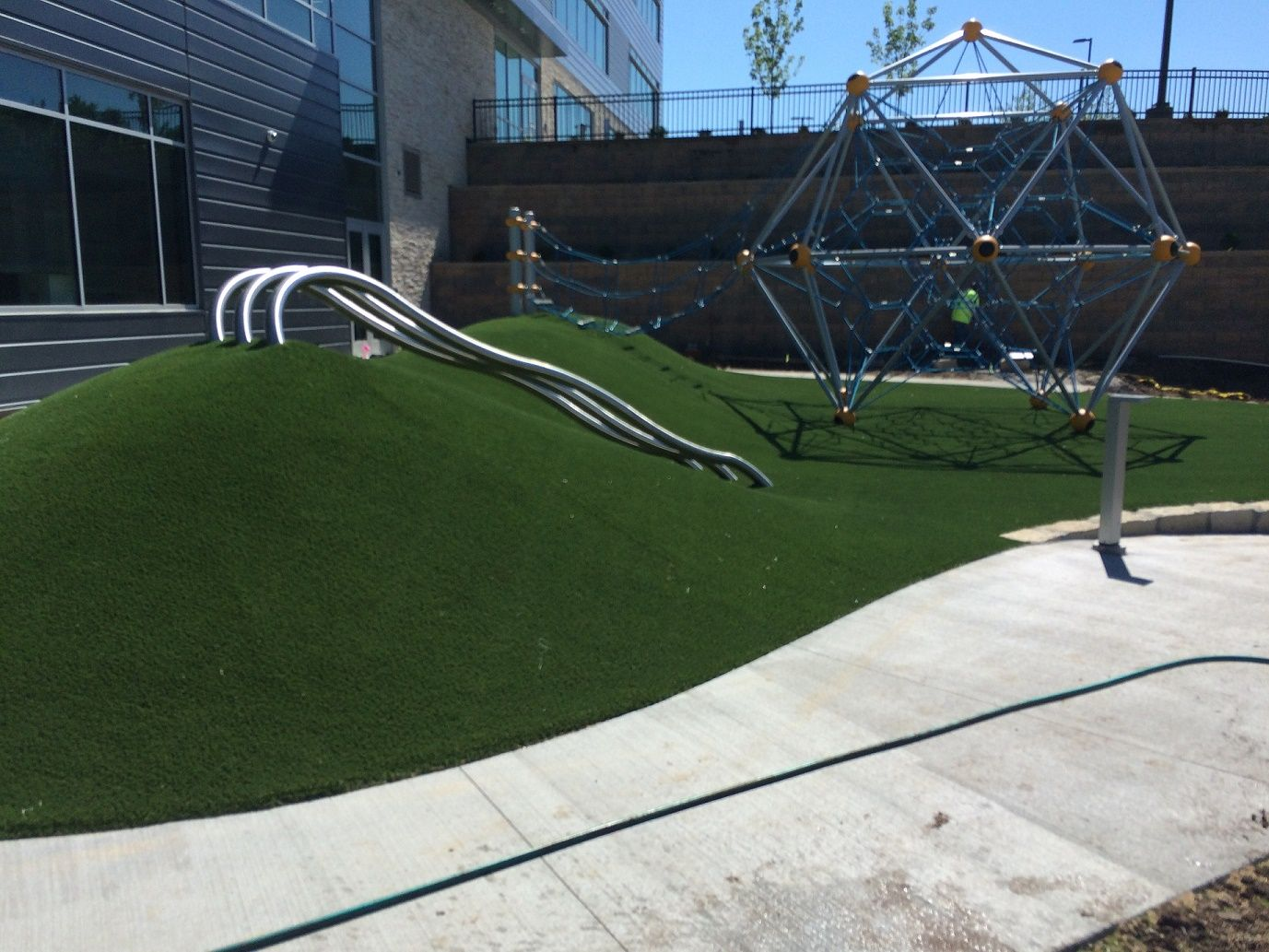 Northland Innovation Has An Amazing SYNLawn Synthetic Grass