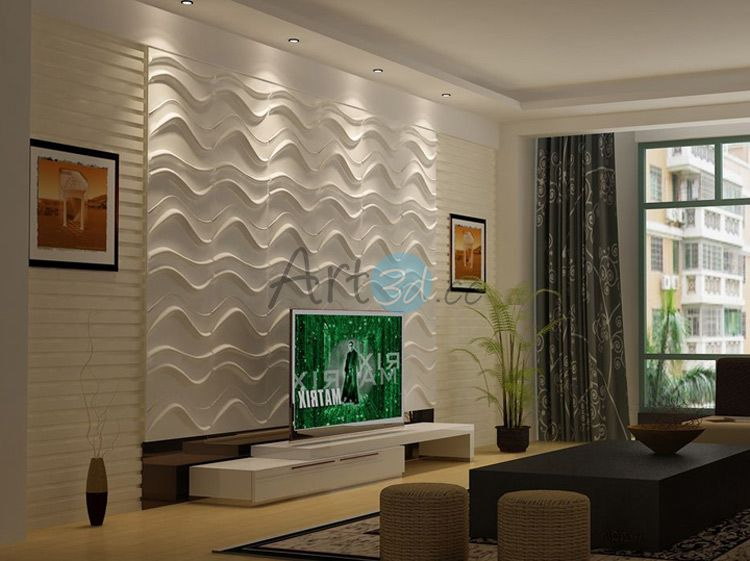 Wall Panel Decor 3d textured wall panel for living room home decor | wall design