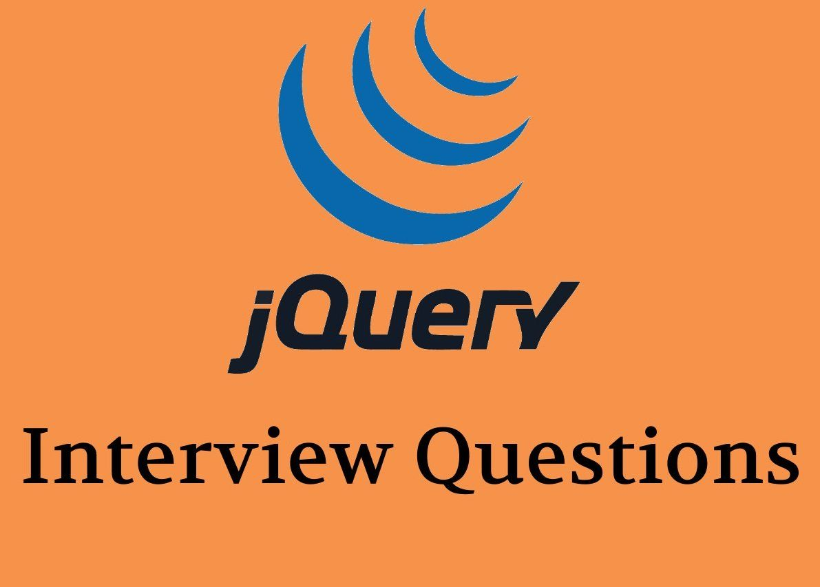 Jquery Interview Questions Interview Questions This Or That Questions Jquery