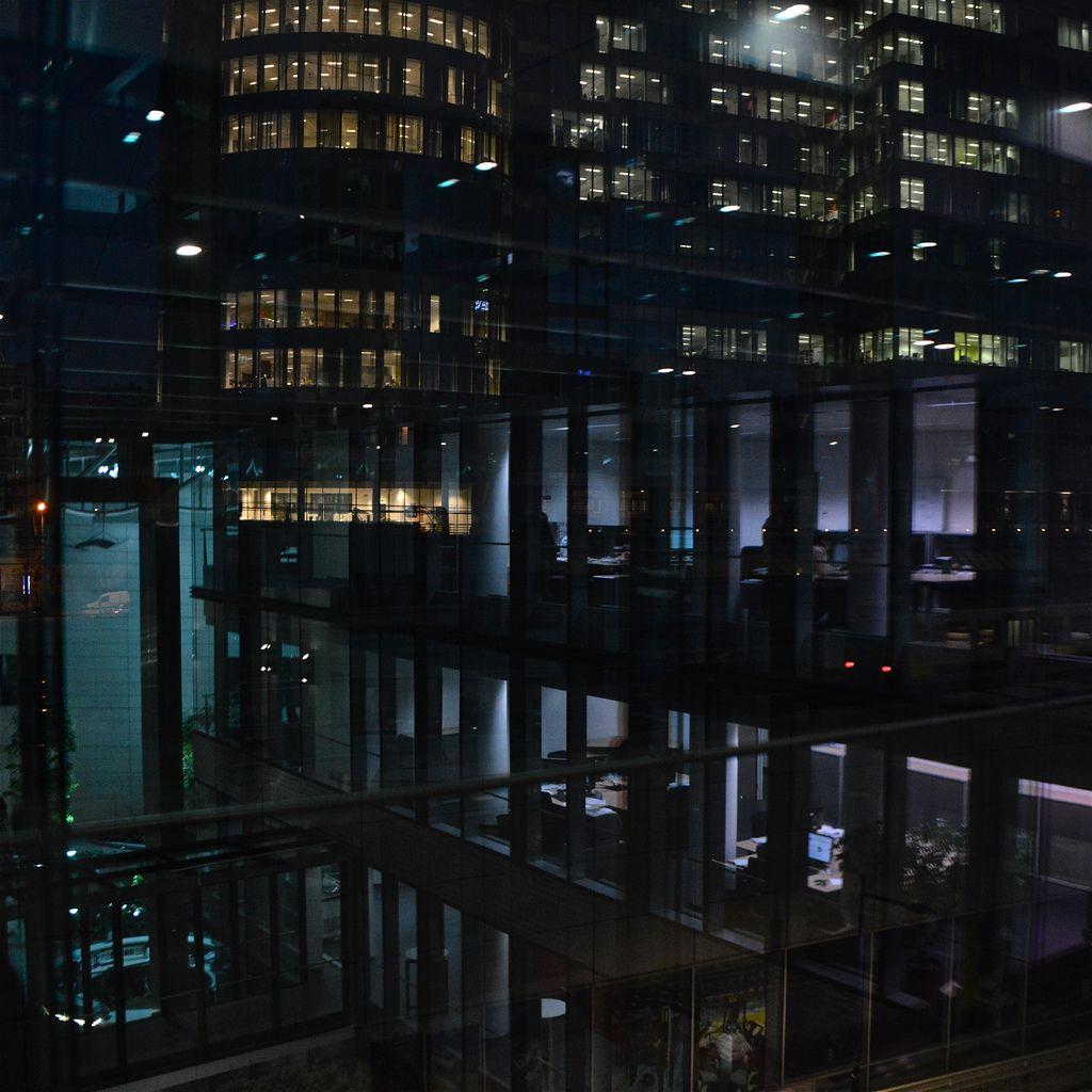 City Aesthetic, Midnight City, Dark City
