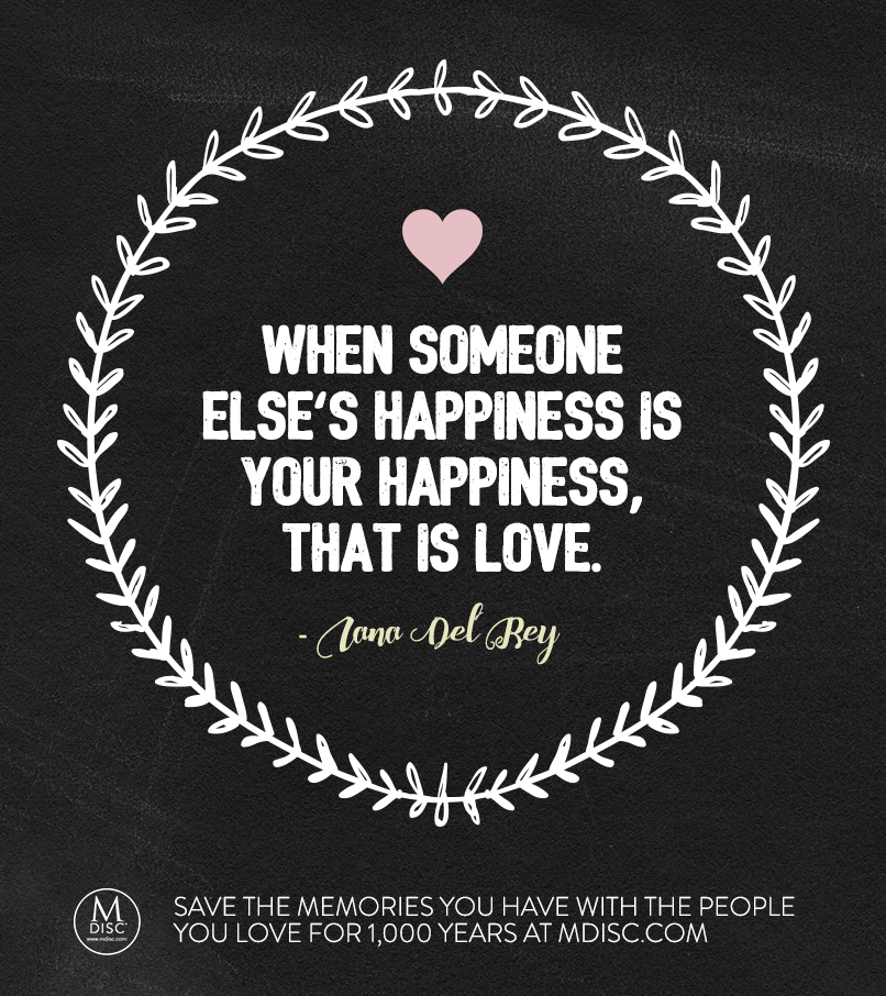 when someone else s happiness is your happiness that is love