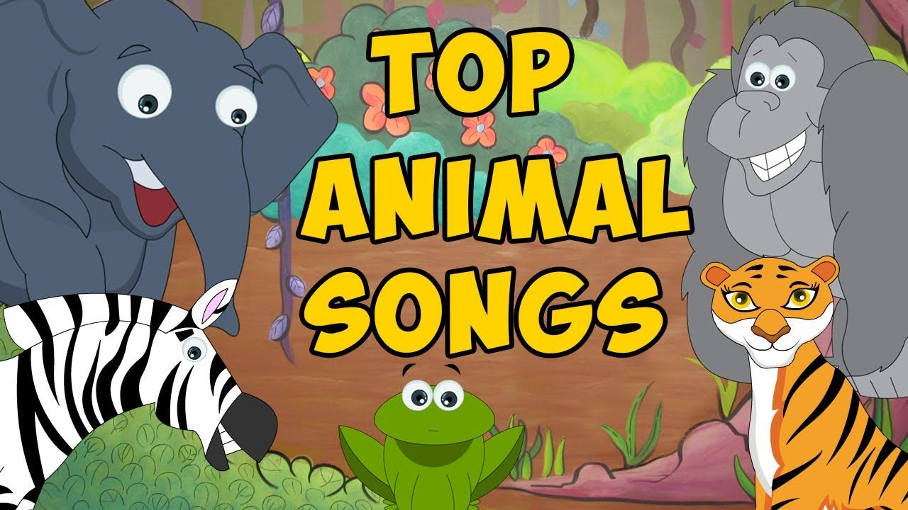 Animal Sounds For Children Animal Songs Rhymes Animals For Kids Animal Sounds Kids Songs