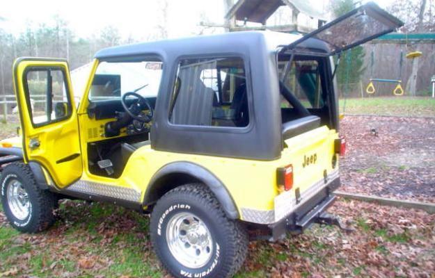 Jeep Cj5 Hardtop Jeep Cj5 Jeep Jeep Cj