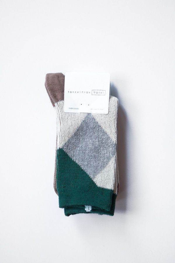 Hansel From Basel Quin Crew Socks – Parc Boutique