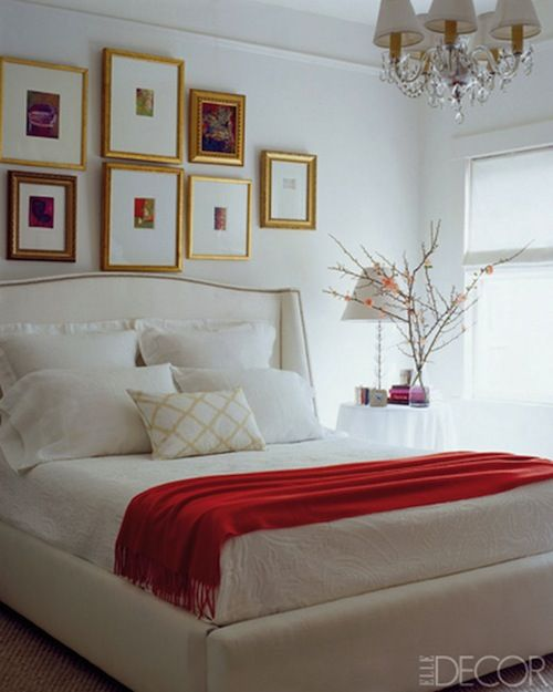 10 Ways to Add a Little Red to Your Home