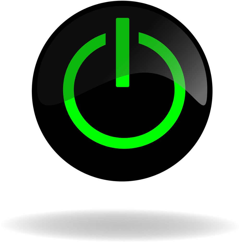 Black Power Button Power Button Png Image Off Button Icon Png Clipart 1235x1280 Png Download Clip Art Power Button Image