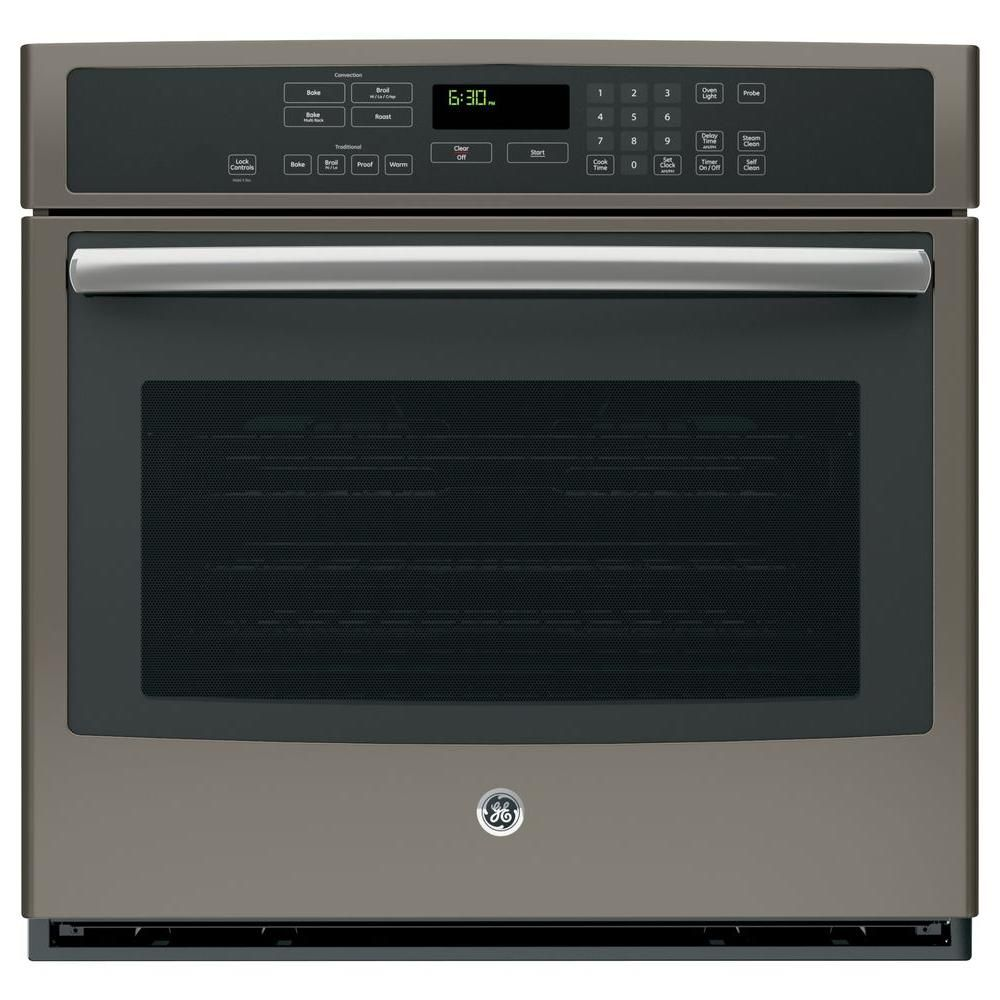 Ge Profile 30 In Single Electric Wall Oven With Convection Self