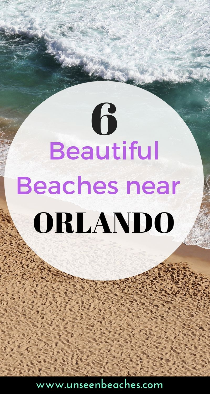 6 Beautiful Beaches near Disney World Florida   Disney ...