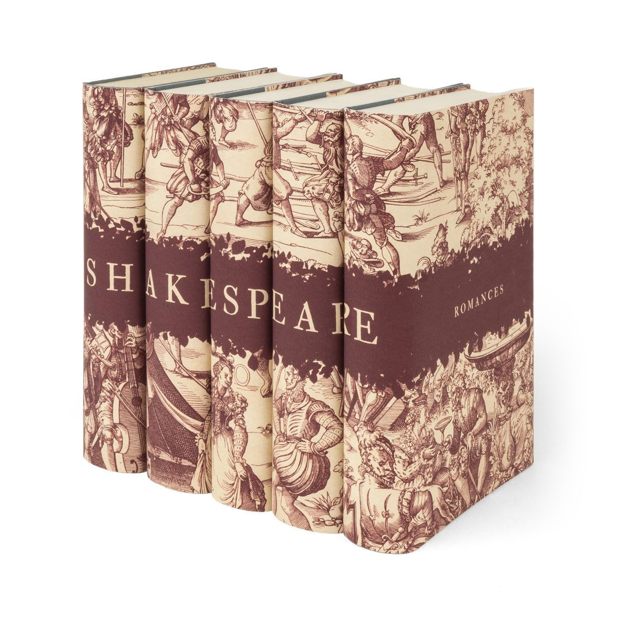 William Shakespeare Engraving Book Set With Images