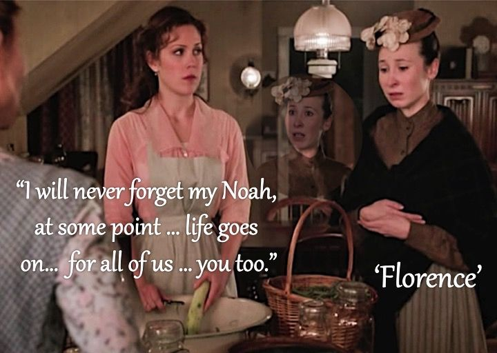 Abigail's advice to Florence.