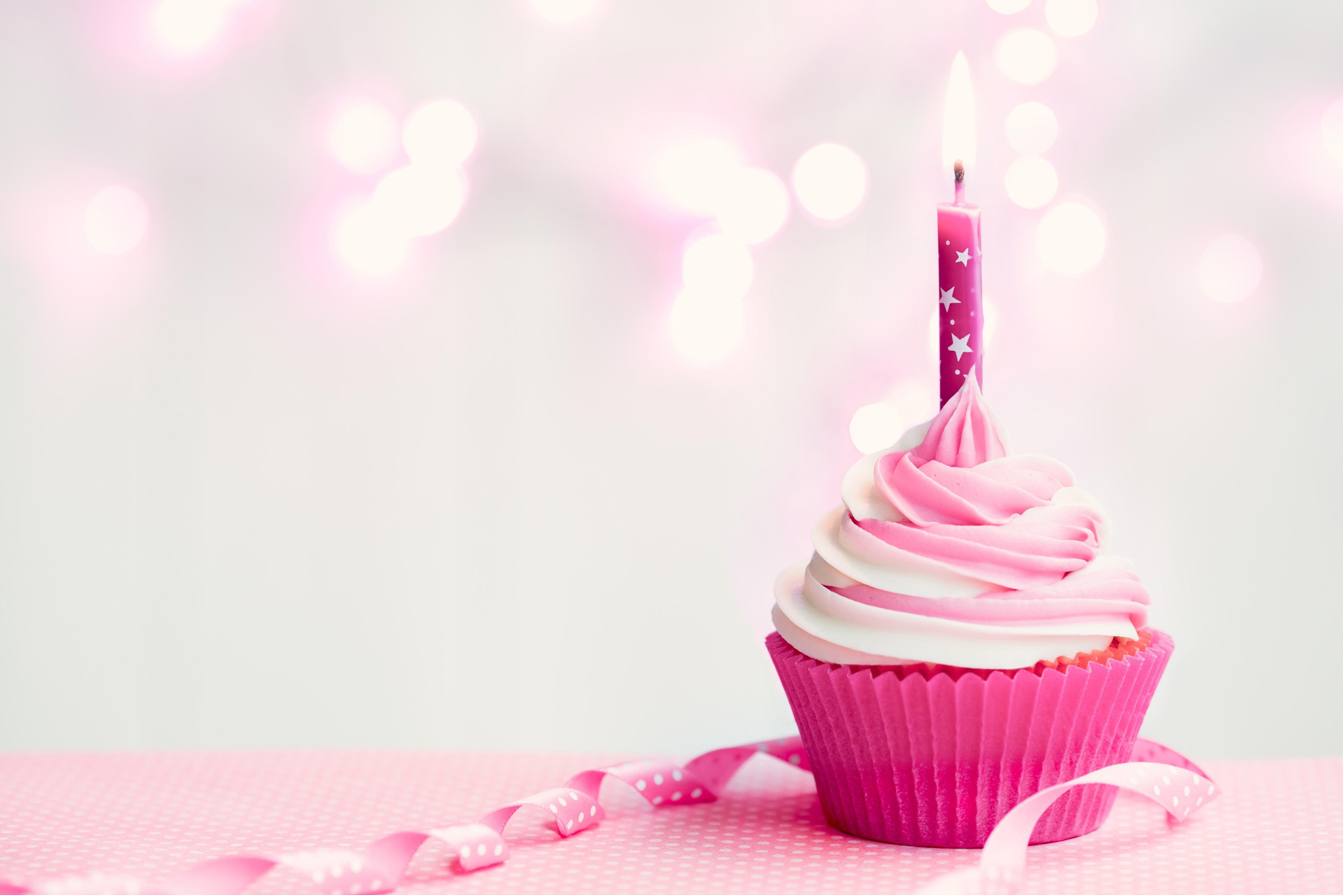 birthday_cupcake_pink_happy_candle_abstract_hd-wallpaper-1798723