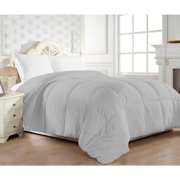 Elegant Comfort 1200 Thread Count Egyptian Cotton Down