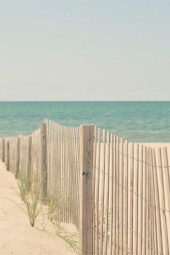 Beach 7 fence