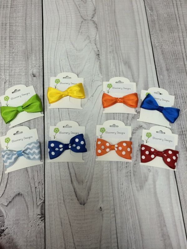 Bow Ties - Baby and Toddler - Multiple Colors