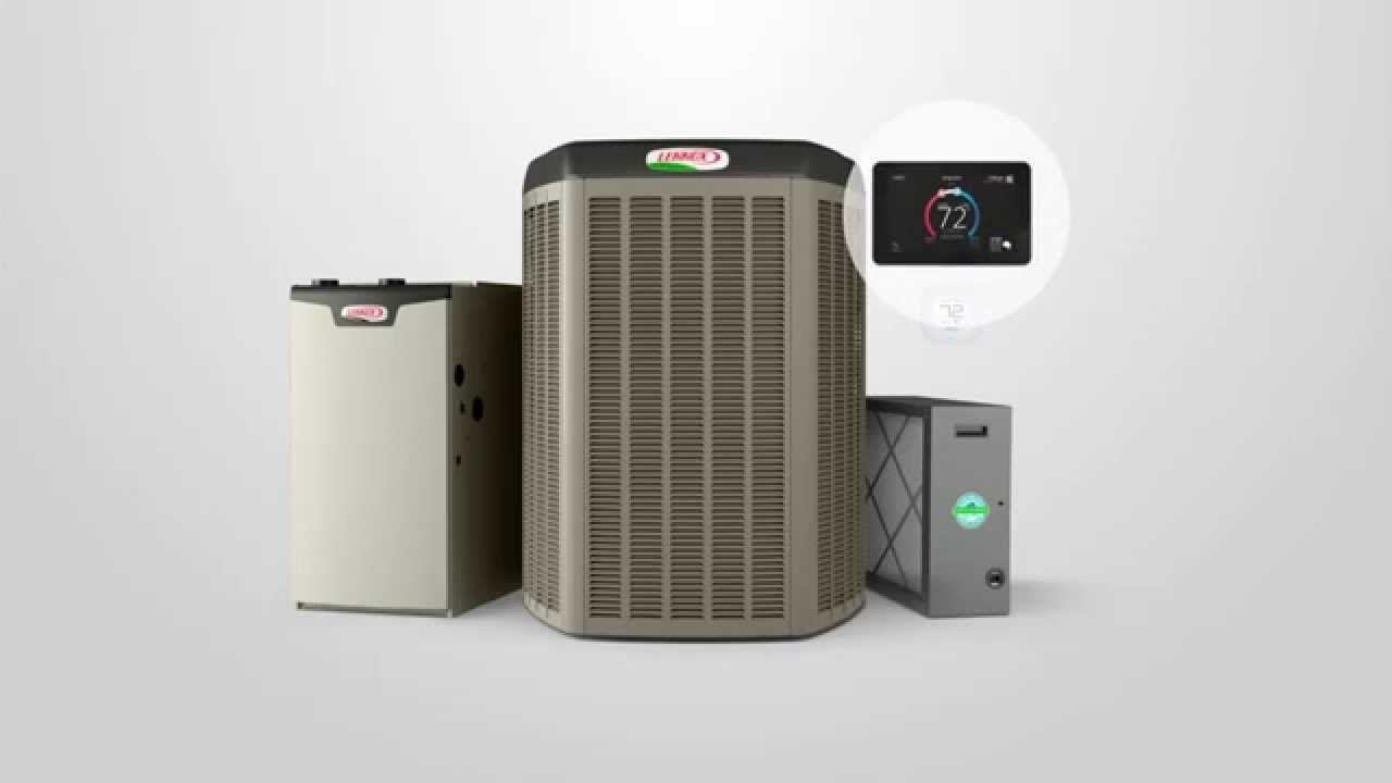 Dave Lennox Signature Collection Xc25 Air Conditioner And Xp25 Heat Pump Heat Pump High Efficiency Heat Pump Heating Hvac
