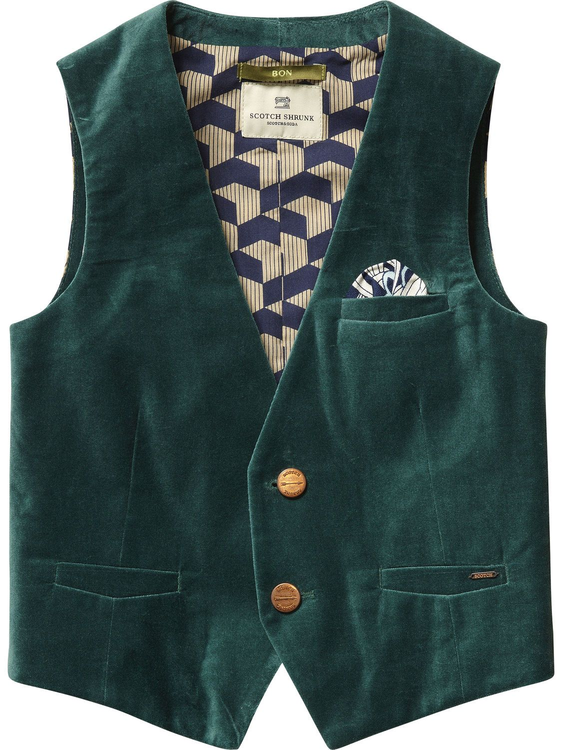 velvet vest gilet boys clothing at scotch soda holiday christmas fancy kiddie stuff. Black Bedroom Furniture Sets. Home Design Ideas