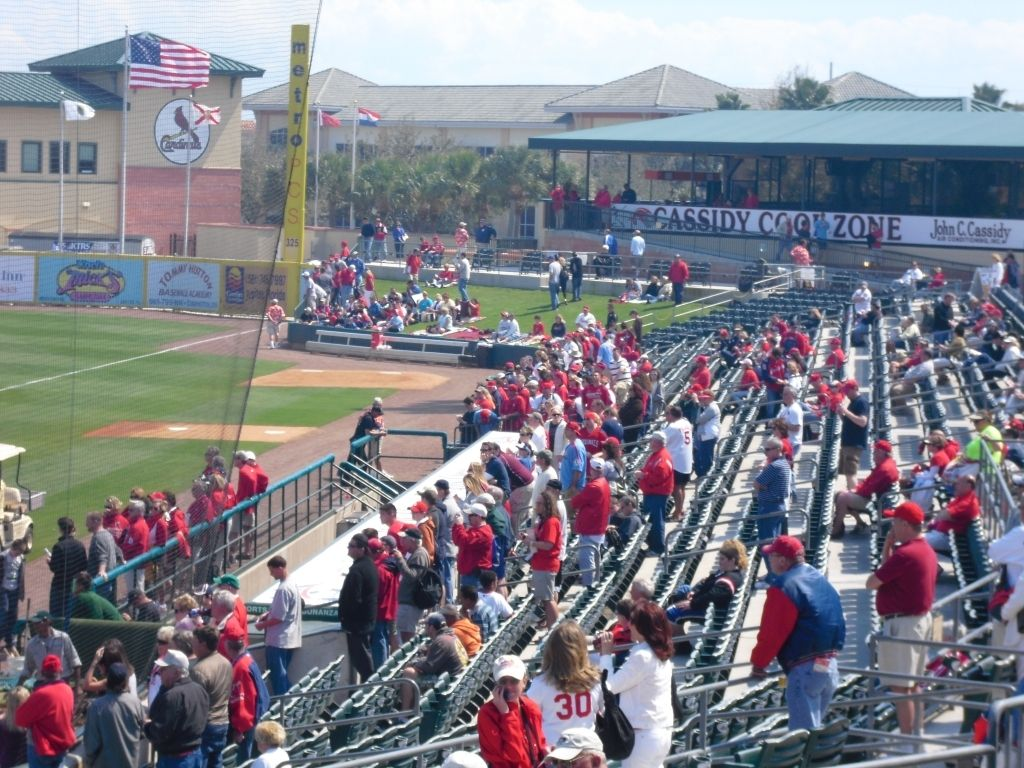 Roger Dean Stadium Seating Chart In 2020 Cardinals Spring Training Stadium Spring Training