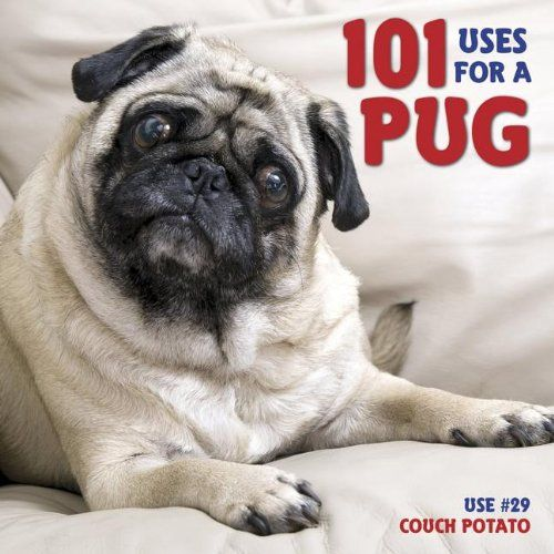 101 Uses For A Pug Willow Creek Press 9781623430320 Amazon Com